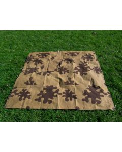 PLP2.Soviet Fall tan and brown camouflage plash-palatka.