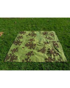 PLP1.Soviet Spring/Summer green and brown camouflage plash-palatka.