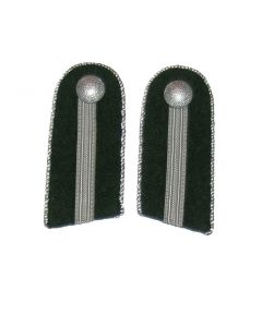 German WW2 Officer rank collar tabs for Russian Army of Liberation
