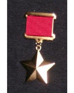 SMGS1.Hero of Soviet Union. Pinback