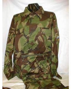 Russian DPM Pattern Camouflage Spetsnaz Suit