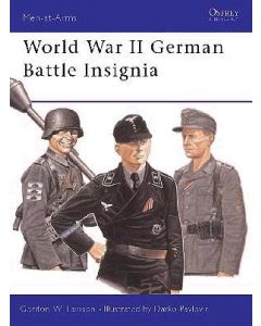 World War II German Battle Insignia