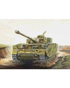Italeri 1/35 Scale Panzer IV-H