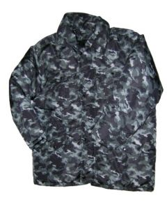 Russian MVD Blue Urban Pattern Camouflage Winter SMK