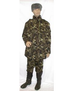 Ukrainian Woodland Camouflage Winter Sets With Removable  winter Lining