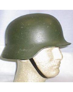 Former West German WW2 Style Helmets