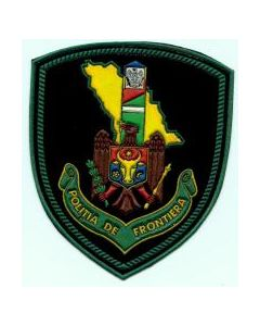 Moldovan Border Guard Sleeve Patch