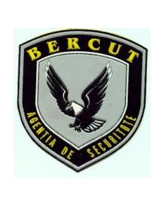 Sleeve Patch For Moldovan Police Spetsnaz Unit Bercut