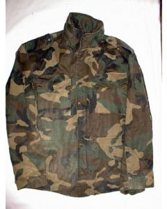 Bosnian Army Woodland Camouflage Jacket