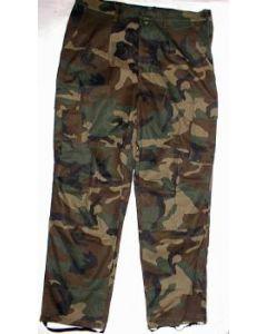 Bosnian Army Woodland Camouflage Pants
