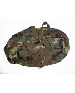 Croatian Army Small Camouflage Duffel Bag