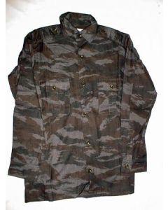 Serbian Tiger Stripe Camouflage 2 Pocket Shirt
