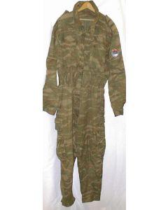Serbian Tiger Stripe Camouflage Jumpsuit