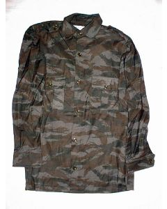 Serbian Tiger Stripe Camouflage 2 Pocket Shirt