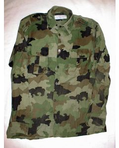 Yugoslav Army Camouflage 2 Pocket Shirt