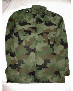 Yugoslav Army 2 Pocket Shirt