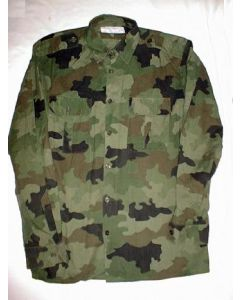 Yugoslav Army Camouflage 2 Pocket Shirt