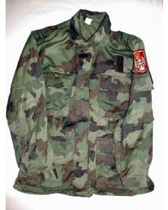 Yugoslav M-93 5 Pocket Camouflage Jacket