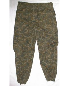"Chilean Army Camouflage Pants Size 36"" Waist"