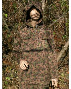 Austrian Lightweight    Camouflage Jackets With Hood