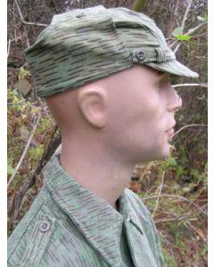 Czechoslovak Rain Pattern Camouflage Field Caps