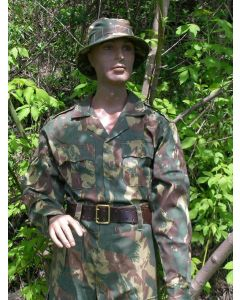 Transkei Long Sleeve Camouflage Shirts