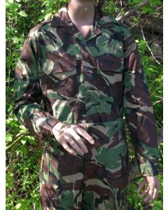 Bhoputatswana Defence Force Camo Long Sleeve Shirts