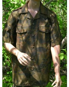 Ciskei Short Sleeved Camo Shirts (New)Lg, XLg