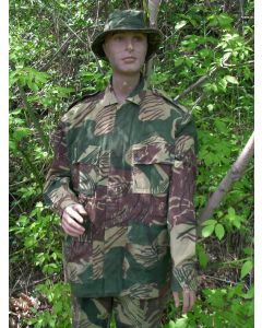 Reproduction Rhodesian Camouflage Bush Jackets
