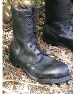 Russian Army Black Combat BootsLace Up