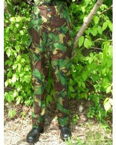 British 84 Pattern DPM Camouflage Pants
