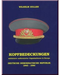 Kopfbedeckungen Militärisch Uniformierter Organisationen In Europa