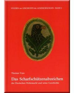 Das Scharfschützenabzeichen Der WehrmachtMit Zunehmender Kriegsdauer Gewannen Die Scharfschützen, Auf Beiden Seiten Der Front, An Zunehmender Bedeutung X