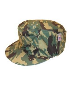 Russian MVD Green Reed    Camouflage Pattern Winter Caps