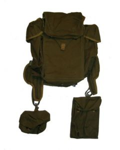 Soviet/Russian Model RD54    Paratrooper/Naval Infantry/Spetsnaz, Rucksack/Load Bearing Assault Harness