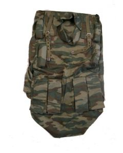 Russian Army Flak Vest Cover    With Pockets For AK MagazinesAnd Grenades
