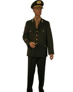 Brazilian Army 5-Star Marshal Uniform