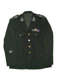 Brazilian Army 4-Star General Uniform