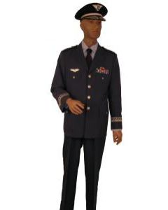 Brazilian Air Force Complete 4-Star General Uniform