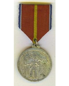 North Korean Medal For Participation In The Fatherland War