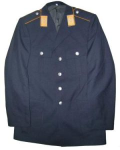 German 4 Pocket Blue-Grey Air Force Tunics