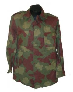 Old Issue San Marco Camouflage Jackets