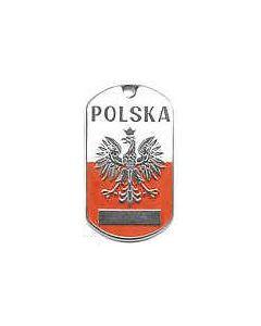 Polska Dog Tag