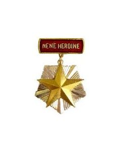 "Medal Of Honorary Title ""Mother Heroine"""