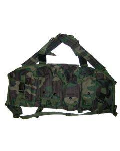 Camouflage Assault Vest