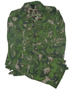 Rare Old Style Chinese Army Reversable Camouflage Uniforms, Type 2