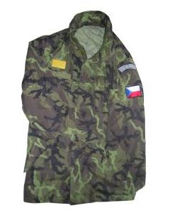 Current Issue Czech Camo Parka