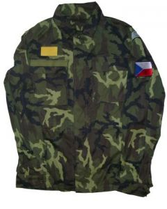 Current Issue Czech Camo Shirts