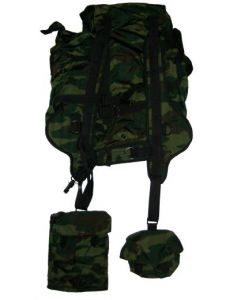 Russian Model RD54    Paratrooper/Naval Infantry/Spetsnaz, Rucksack/Load Bearing Assault Harness