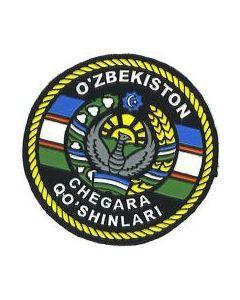 Uzbek Sleeve Patch